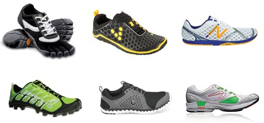 Choosing The Right Running Shoe Uk