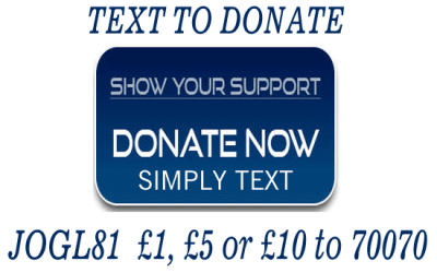 Text-to-Donate to The Brain Tumour Charity